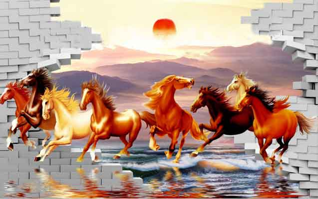 7 Horse Running Wallpaper Wallpaperwalaa Com