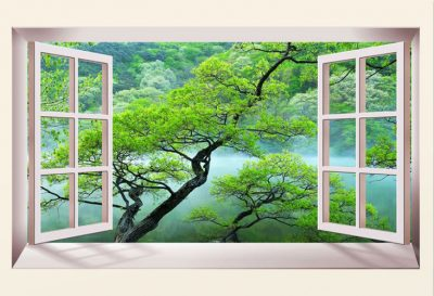 Frame-window-wallpaper